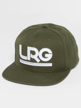 LRG Snapback Caps LRGeans vihreä