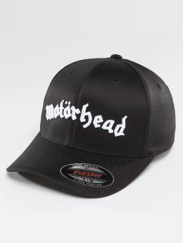 Merchcode Casquette Flex Fitted Motörhead noir