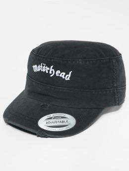 Merchcode Casquette Snapback & Strapback Motörhead noir