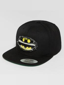 Merchcode Snapback Cap Batman Destroyed schwarz