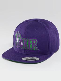 Merchcode Snapback Cap Joker violet