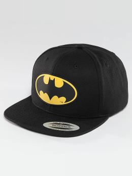 Merchcode snapback cap Badman zwart