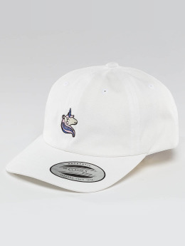 Mister Tee snapback cap Unicorn Dad Kids wit