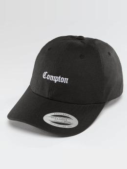 Mister Tee Snapback Caps Compton czarny