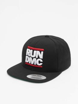 Mister Tee Snapback Caps Run DMC musta