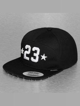 Mister Tee Snapback Caps Legend 23 svart