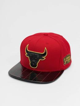 Mitchell & Ness Кепка с застёжкой Seeing Chicago Bulls красный