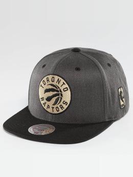 Mitchell & Ness Casquette Snapback & Strapback NBA 2-Tone Toronto Raptors gris