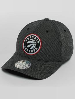 Mitchell & Ness Stretch Melange 110 Toronto Raptors Snapback Cap Black