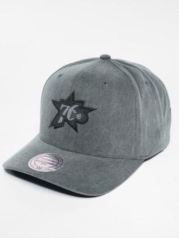 Mitchell & Ness Casquette Snapback & Strapback HWC Philadelphia 76ers gris