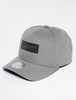 Mitchell & Ness Casquette Snapback & Strapback Own Brand gris