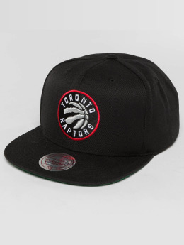 Mitchell & Ness Casquette Snapback & Strapback Wool Solid NBA Toronto Raptors noir
