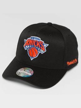 Mitchell & Ness Casquette Snapback & Strapback Curved NY Knicks noir