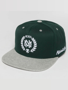 Mitchell & Ness Casquette Snapback & Strapback The 2-Tone vert