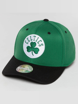 Mitchell & Ness Casquette Snapback & Strapback The Current 2-Tone Boston Celtics vert