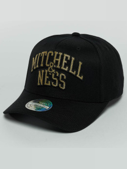 Mitchell & Ness Snapback The Black And Golden 110 èierna