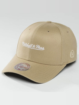 Mitchell & Ness Snapback Cap 110 The Camo & Suede beige
