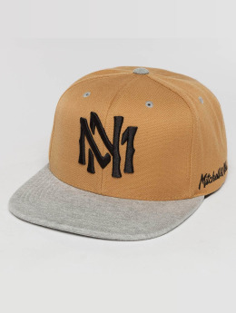 Mitchell & Ness Snapback Cap The 2-Tone beige