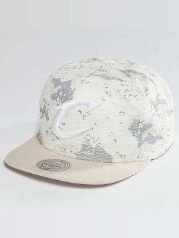 Mitchell & Ness NBA Space Camo Cleveland Cavaliers Snapback Cap White/Cream