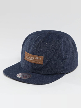 Mitchell & Ness snapback cap Coats blauw