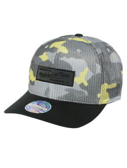 Mitchell & Ness Snapback Cap Flou Camo Own Brand 110 Curved camouflage