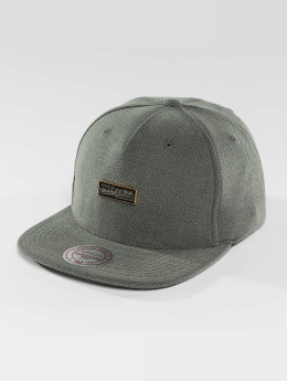 Mitchell & Ness Snapback Cap Own Brand Lincoln grau
