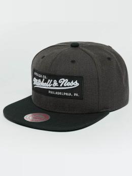 Mitchell & Ness Snapback Cap Box Logo gray