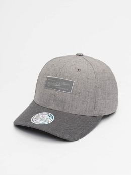 Mitchell & Ness Snapback Cap Beam Own Brand 110 Curved grey