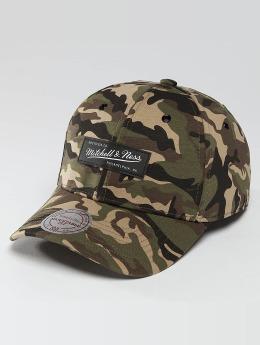 Mitchell & Ness Snapback Cap Stretchfit grün