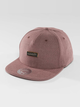 Mitchell & Ness Snapback Cap Own Brand Lincoln pink