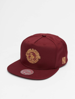 Mitchell & Ness Snapback Cap HWC Cork Cleveland Cavaliers rot