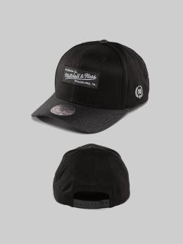 Mitchell & Ness Snapback Cap Heather 2-Tone schwarz