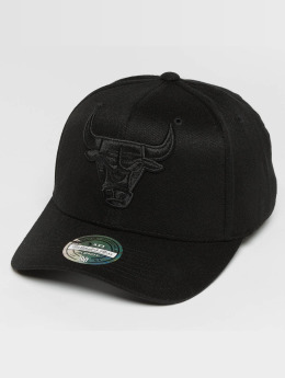 Mitchell & Ness Snapback Cap 110 Curved Tonal Chicago Bulls schwarz