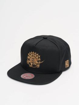 Mitchell & Ness Snapback Cap HWC Cork Toronto Raptors schwarz