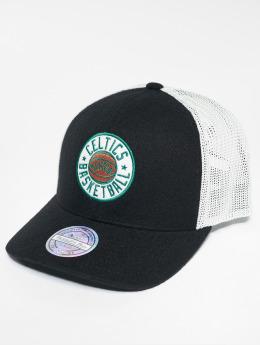 Mitchell & Ness Snapback Cap HWC Bosten Celtics schwarz