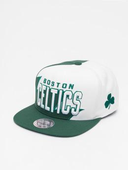 Mitchell & Ness Snapback Cap HWC Sharktooth Bosten Celtics verde