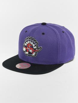 Mitchell & Ness Snapback Cap HWC Toronto Raptors Zig Zag violet