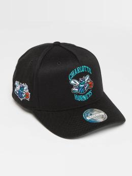 Mitchell & Ness snapback cap NBA HWC Eazy 110 Curved Charlotte Hornets zwart