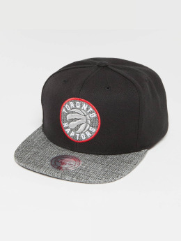 Mitchell & Ness snapback cap Woven TC NBA Toronto Raptors zwart