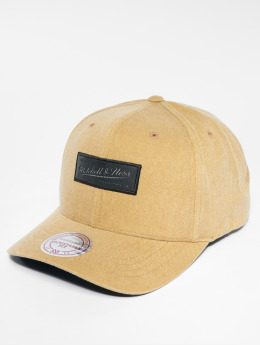 Mitchell & Ness Snapback Caps Own Brand beige