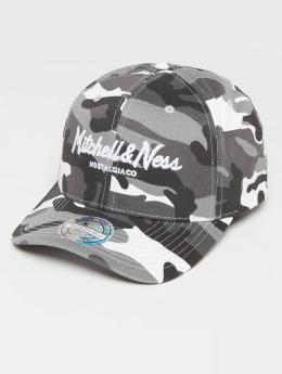 Mitchell & Ness Snapback Caps Own Brand Pinscript High Crown 110 kamufláž