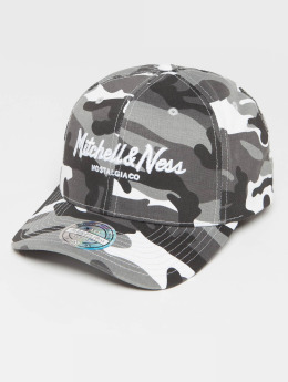 Mitchell & Ness Snapback Caps Own Brand Pinscript High Crown 110 kamuflasje