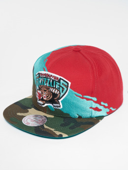 Mitchell & Ness Snapback Caps HWC Vancouver Grizzlies kirjava