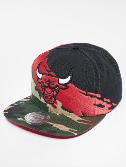 Mitchell & Ness Snapback Caps NBA Chicago Bulls mangefarvet