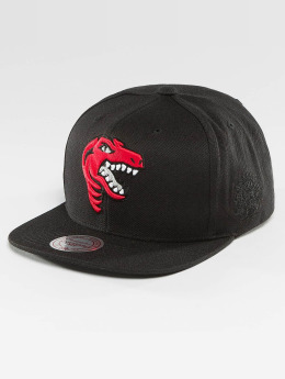 Mitchell & Ness Snapback Caps NBA Elements Toronto Raptors musta