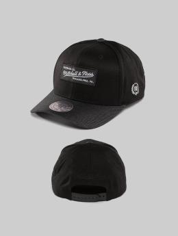Mitchell & Ness Snapback Caps Heather 2-Tone musta