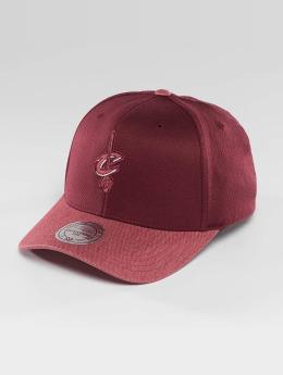 Mitchell & Ness Snapback Caps NBA Heather 2-Tone Cleveland Cavaliers punainen
