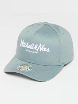 Mitchell & Ness Snapback Caps Own Brand Pinscript High Crown 110 sininen