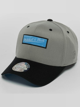Mitchell & Ness Weekend 2 110 Curved Snapback Cap Grey/Black