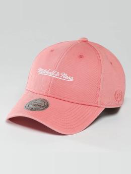 Mitchell & Ness Snapback Pastel 2-Tone Logo ružová